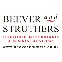 Beever and Struthers Sponsor Twitter Wall