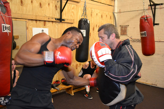 Amateur boxing age groups