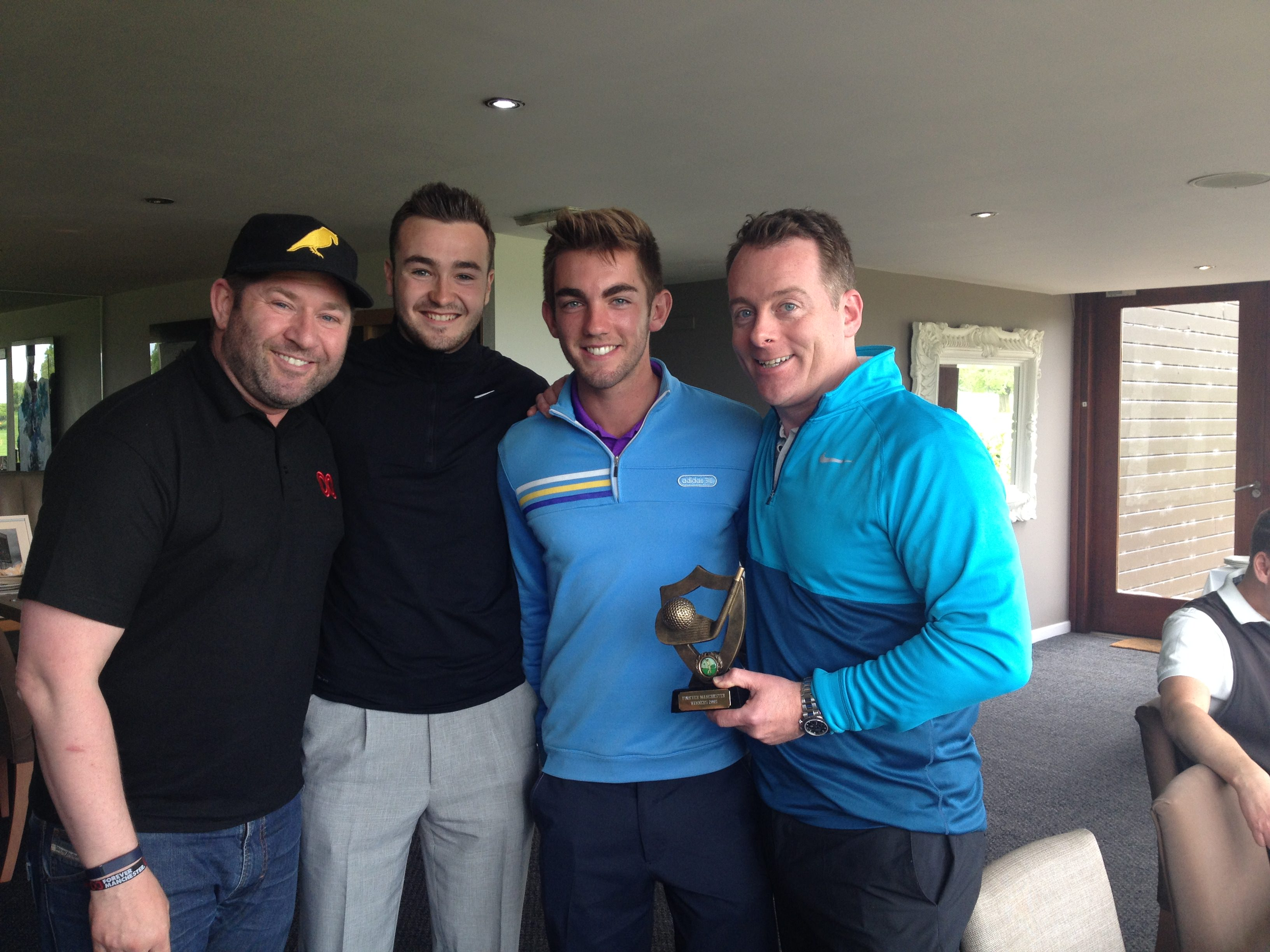 Golf Day Winners