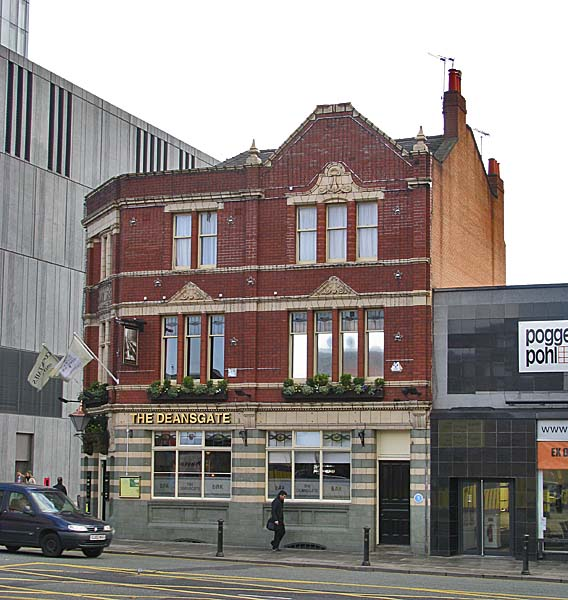 thedeansgate
