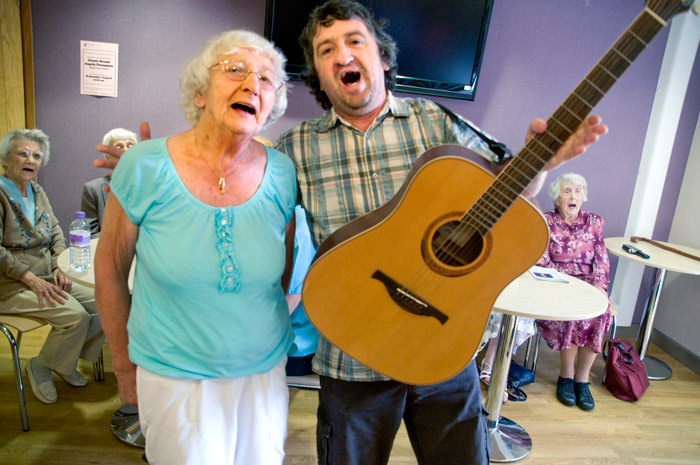 Singing with Dementia #2