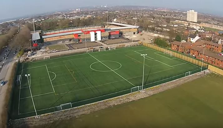 3G Pitch Broadhurst Park