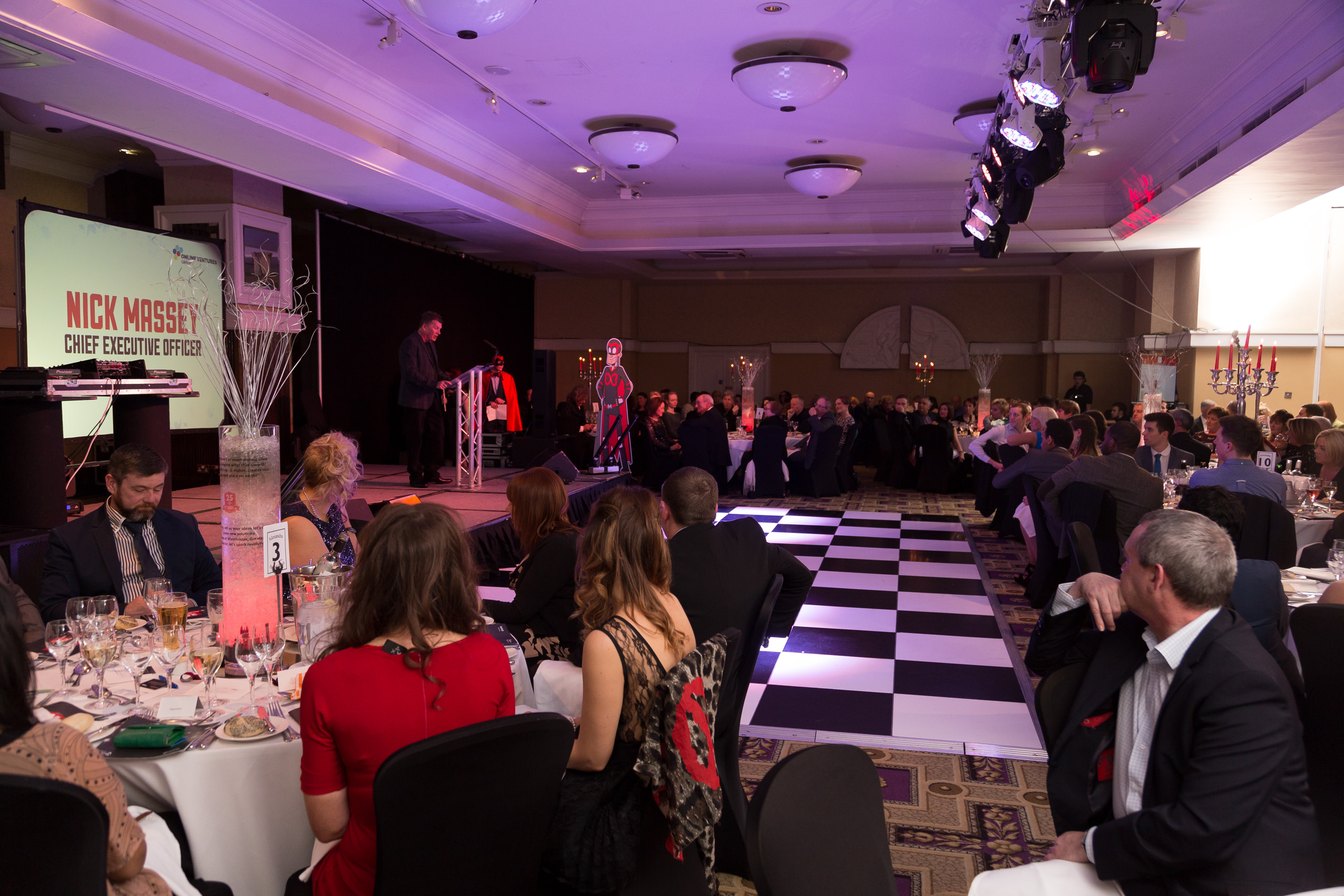 Forever Manchester 25th Birthday at The Midland Hotel