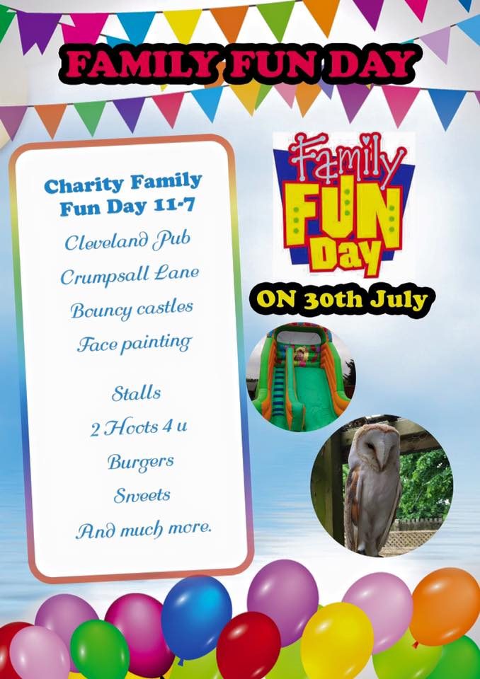 Pounds 4 Child Poverty Fun Day