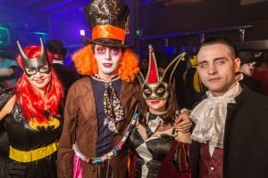 Forever Manchester's The Mirror Ball - Halloween Spooktacular