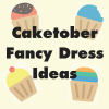 5 Fancy Dress Ideas to Try This Caketober