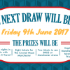 Captain Manchester's Magical Tombola June Draw
