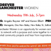 Forever Manchester Women – Wednesday 19th July