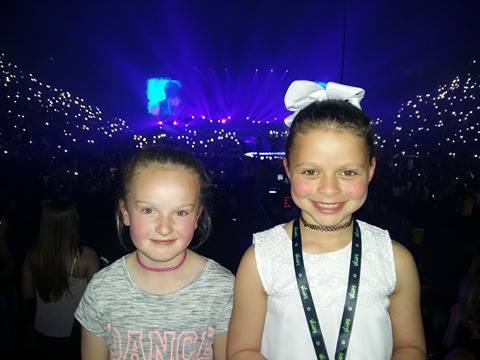 Manchester Arena - The Vamps (1)
