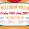 Captain Manchester's Magical Tombola July Draw