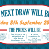 Captain Manchester's Magical Tombola September Draw