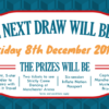 Captain Manchester's Magical Tombola December Draw