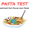 Pasta Test – Wednesday 6th December