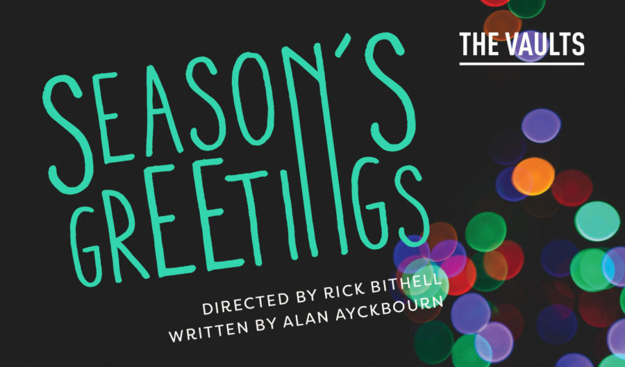 Christmas pop up theatre performance to raise money for fm forever a brand new temporary events space in manchester is hosting a pop up theatre performance of alan ayckbourns festive comedy seasons greetings m4hsunfo
