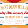 Captain Manchester's Magical Tombola January Draw