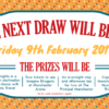 Captain Manchester's Magical Tombola February Draw
