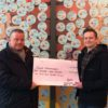 We're Buzzin' to Receive £1,359 from The Printworks