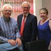Gary Titley visits Bury Rotary Club