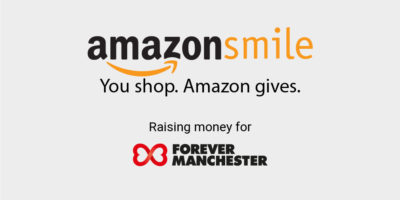 Make a difference every time you shop online with Amazon Smile