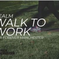Realm Recruit walked 50 miles for Forever Manchester
