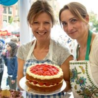 Forever Manchester Cake Sale at the Food and Drink Festival