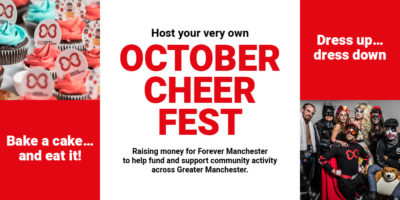 Host your own October Cheer Fest
