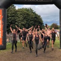 Forward Role get muddy for Forever Manchester