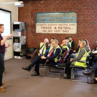 HMG Paints launch partnership with Forever Manchester