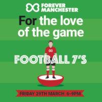 Forever Manchester Football 7s