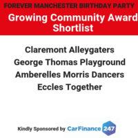 Growing Community Award – Shortlist