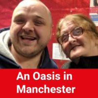 An Oasis in Manchester