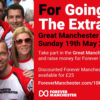 For Going The Extra Mile – Manchester 10k Run