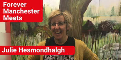 Forever Manchester Meets Julie Hesmondhalgh