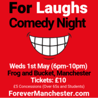 For Laughs And A Great Night Out