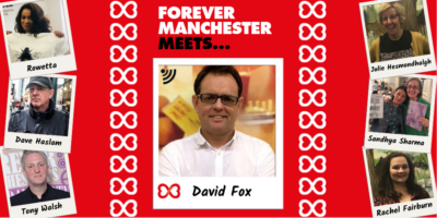 Forever Manchester Meets David Fox