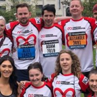 Forever Manchester's inspiring runners raise £17,071