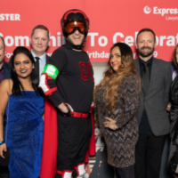 Express Solicitors sponsor Forever Manchester's 30th Birthday Party