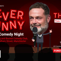 Forever Funny feat. John Thomson! 1 ticket left!