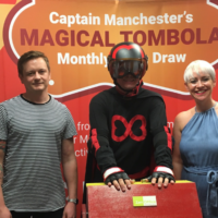 Magical Tombola Winners – August 2019