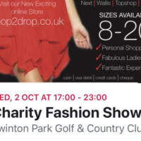 For Fashion and Fundraising