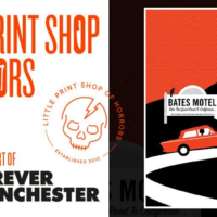 Creative Spark Halloween Posters Support Forever Manchester!