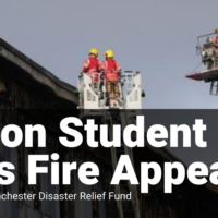 Bolton Student Flats Fire Appeal