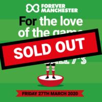 Forever Manchester Football 7's – 2020