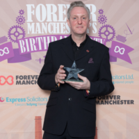 Tony Walsh to host Forever Manchester's 30th Birthday Party