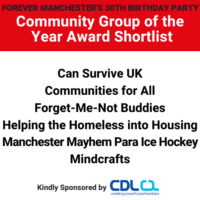 Community Group of the Year Award 2020 – Shortlist