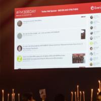#FM30BDAY – 30th Birthday Party social media highlights