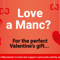 Feel the love with the Forever Manchester Shop