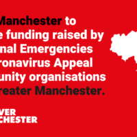 Forever Manchester and the National Emergencies Trust
