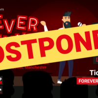 Postponed: Forever Funny Comedy Night – 29th April 2020