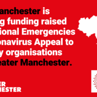 Update: Forever Manchester and the National Emergencies Trust
